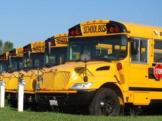 Kindergarten student caught with gun on bus