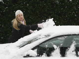 Don't idle to warm up your car; here's why