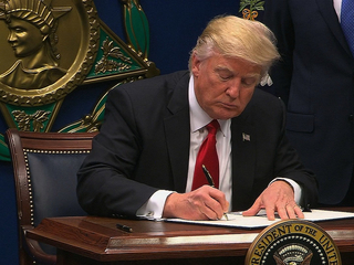 Trump order worries LGBT community