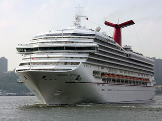 23 passengers removed from cruise ship