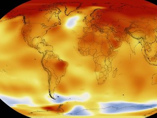 Study: Humans caused some 2016 climate extremes