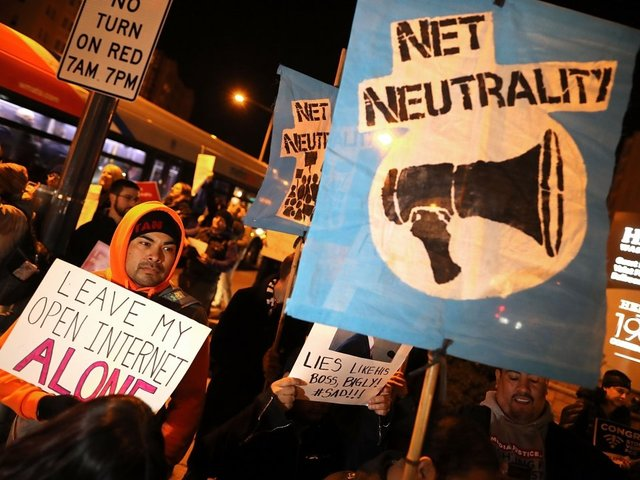 Amazon, Google, and Facebook to help lawsuits against net neutrality repeal