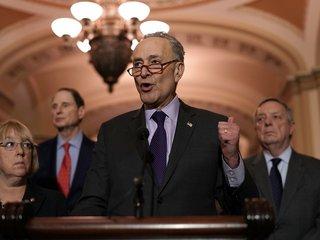 Trump, Schumer talk spending as shutdown nears