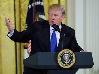 Trump calls to strengthen background checks