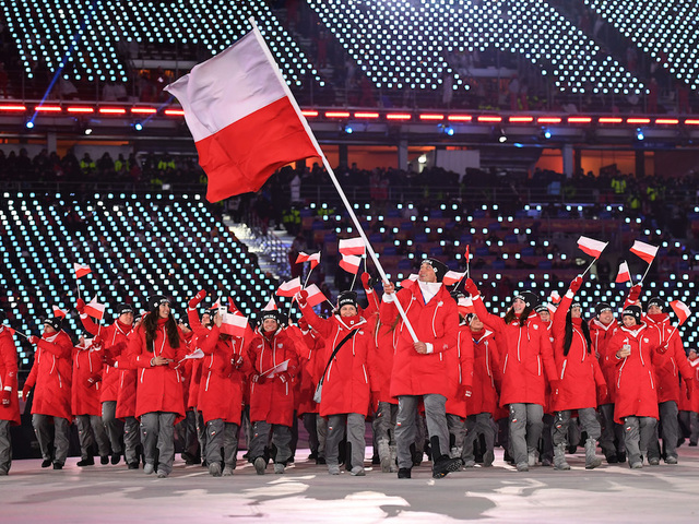 Olympic opening ceremony hails united Korea sports teams