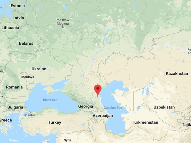 Four killed when gunman opens fire at Russian church