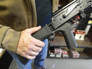 Trump tells AG to try to ban bump stocks