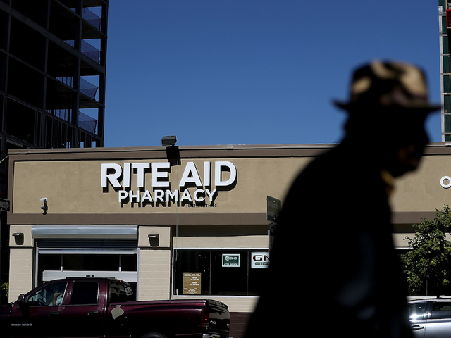Rite Aid surges on Albertsons merger plan