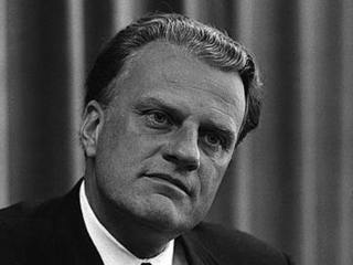 Video Vault: Billy Graham's visits to Cleveland