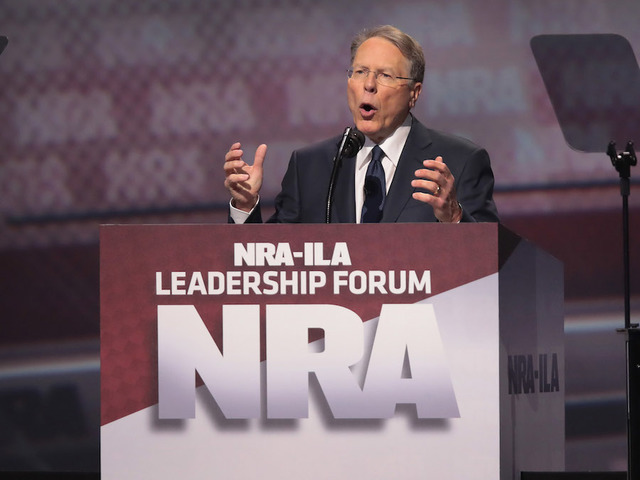USA companies split with NRA