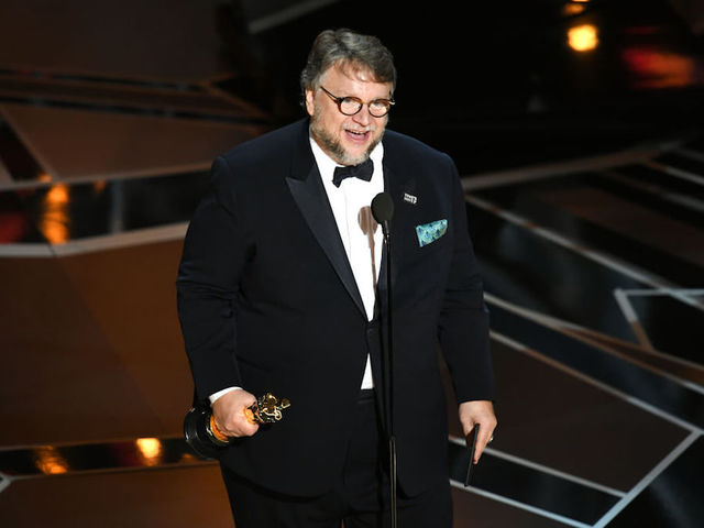 Oscars 2018: Guillermo Del Toro named best director for 'Shape of Water'