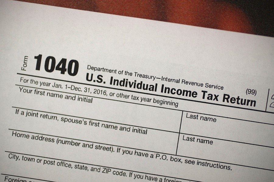 Irs Shrinks The 1040 Tax Form News 5 Cleveland