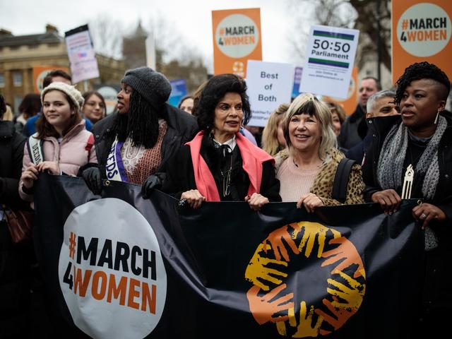 Women Across the World Mark International Women's Day