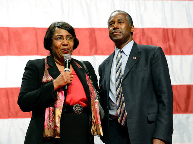 HUD Secretary Carson's wife weighed in on redecorating effort, new emails show