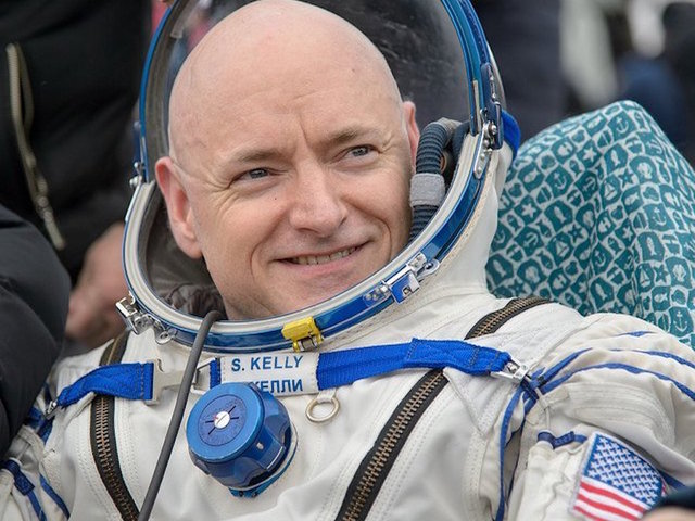 Astronaut Scott Kelly's DNA Changed in Space