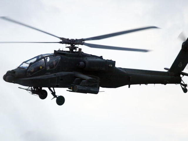 Fort Campbell soldiers killed in Apache crash