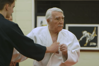 Judo teacher still kicking butt at 94