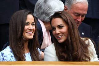 Kate Middleton's sister Pippa is pregnant