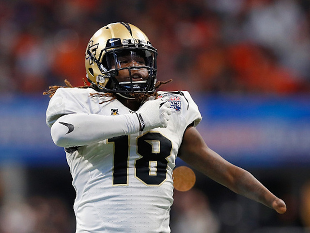 Call to Shaquem Griffin gives Seahawks' draft one indelible moment