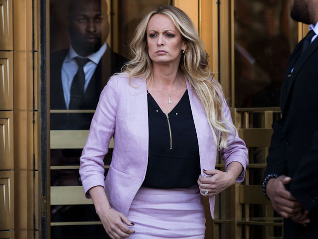 Stormy Daniels, Adult Movie Actress, Files New Lawsuit Against Trump Over Tweet