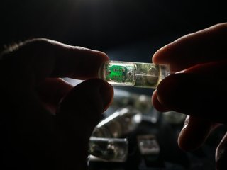 Swallowable sensor could make GI tests easy