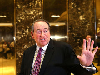 Mike Huckabee accused of racism over photo