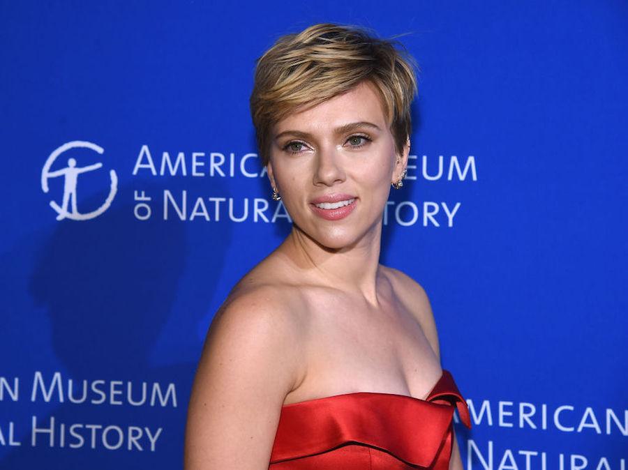 Scarlett Johansson won't play trans man in film after ...