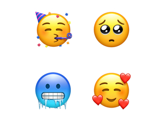 These are all the new emojis coming out later...