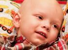 Ohio celebrates early Christmas for dying boy