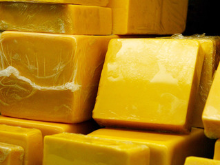 American cheese is losing popularity, data shows